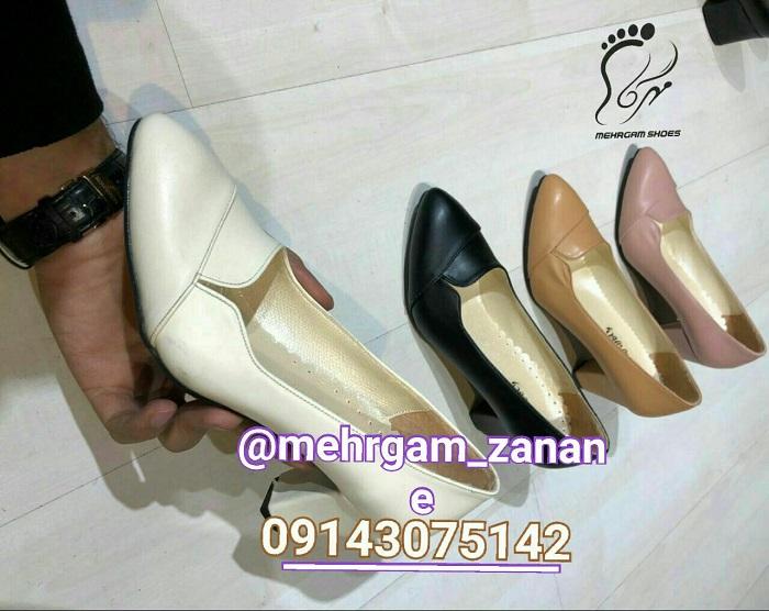 کانال فروش کفش مجلسی زنانه