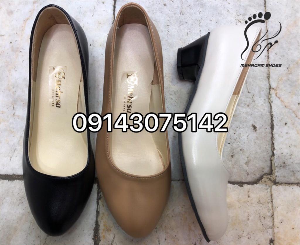 انواع کفش زنانه مجلسی و پاشنه بلند