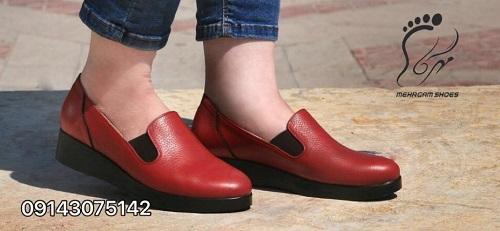 عکس مدل کفش چرم