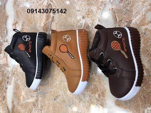 فروش کفش بچه گانه زمستانی پسرانه