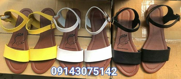 قیمت خرید کفش و صندل تابستانی زنانه