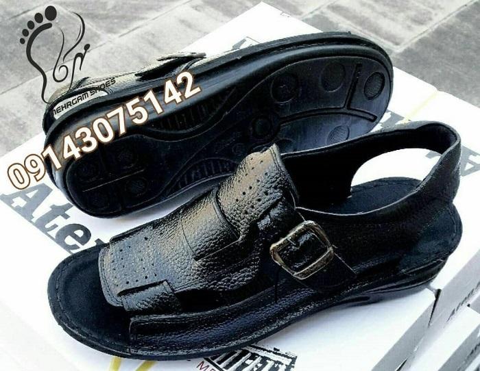 مدل کفش صندل تابستانی مردانه