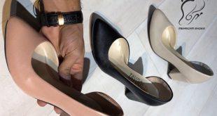 جدیدترین مدل کفش زنانه